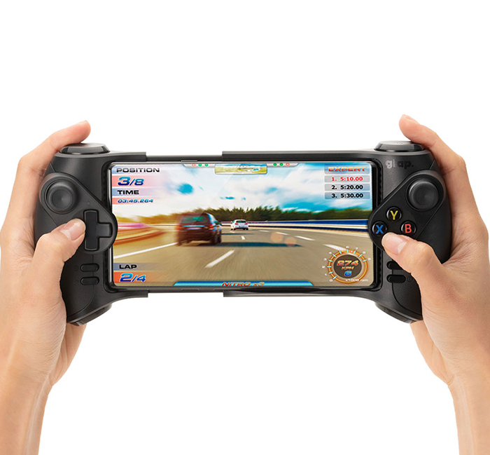 Android Gaming Controller-Black